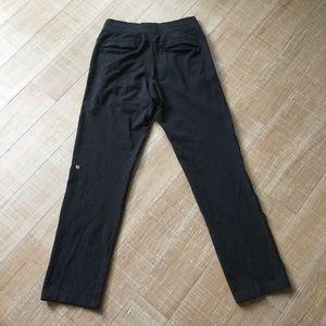 LULULEMON Men's Solid Black Sweatpant Sz M